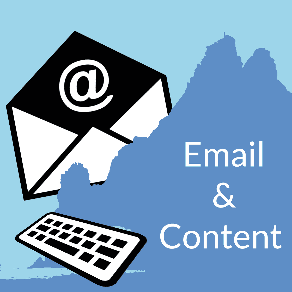 email marketing and content creation